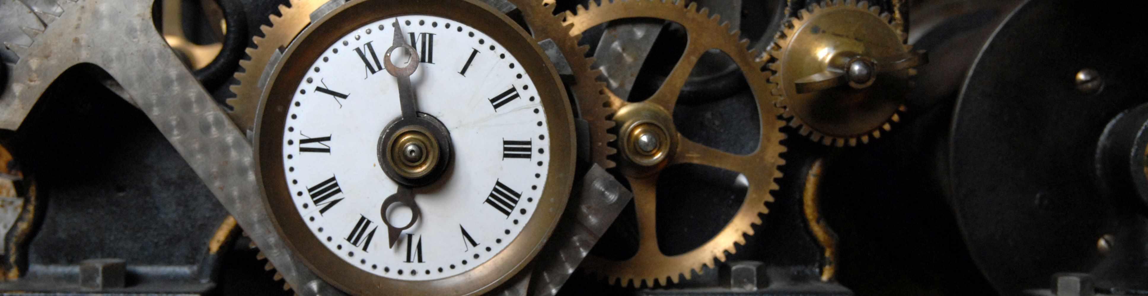 horloge anne et thierry brocante
